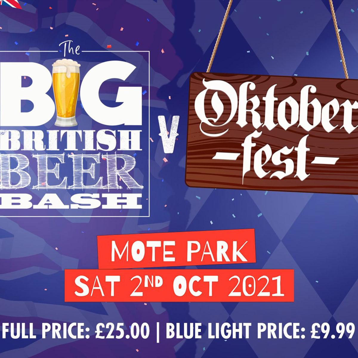 Oktoberfest v The Big British Beer Bash