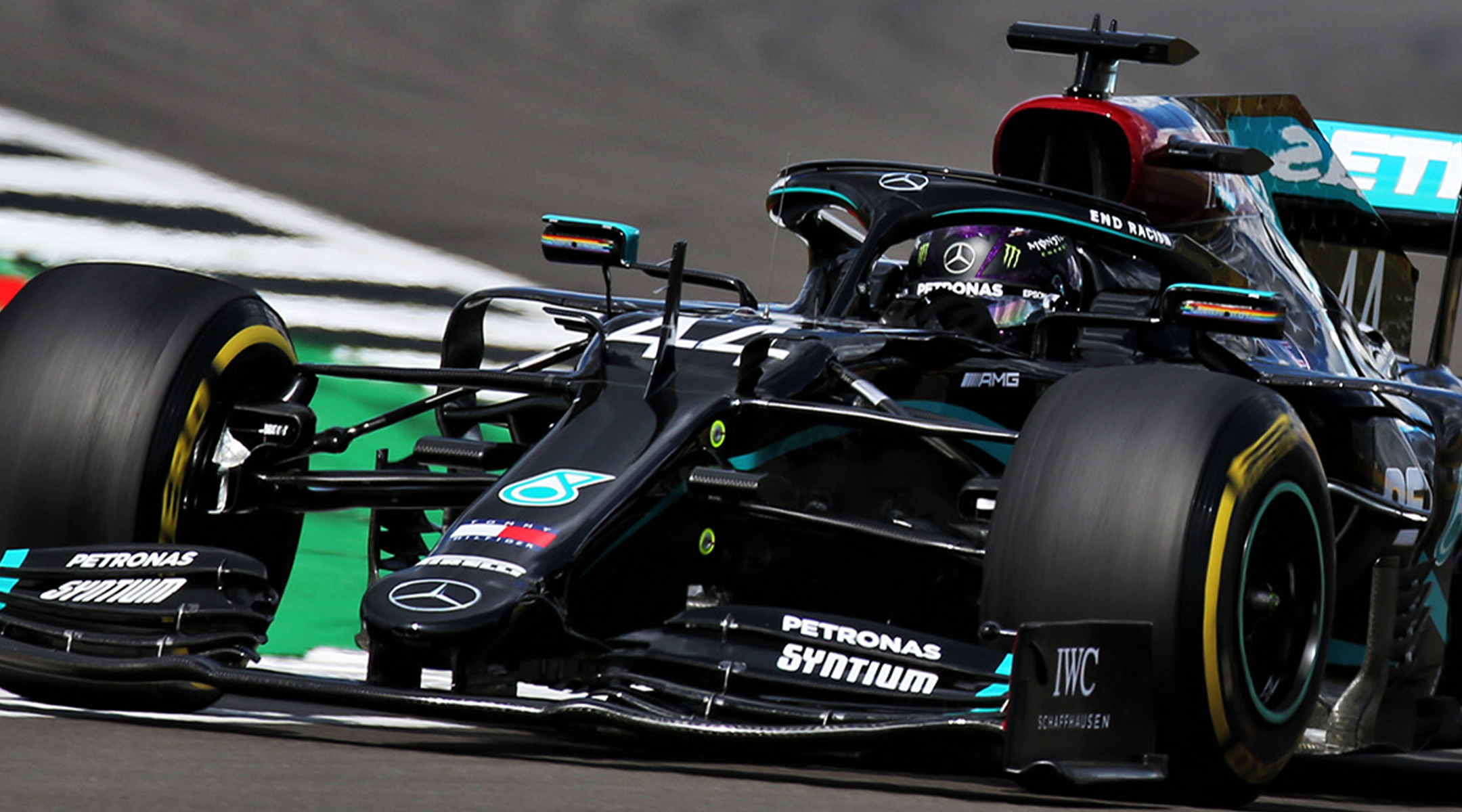 Formula 1 British Grand Prix 2021 - Silverstone - Practice