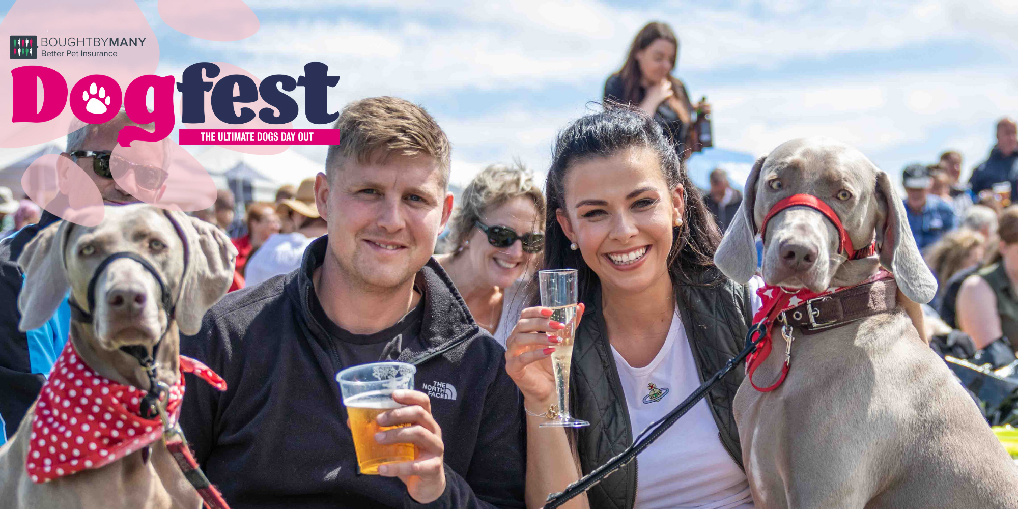 Dogfest West - Cirencester Park, Gloucestershire - 18 & 19 Sept