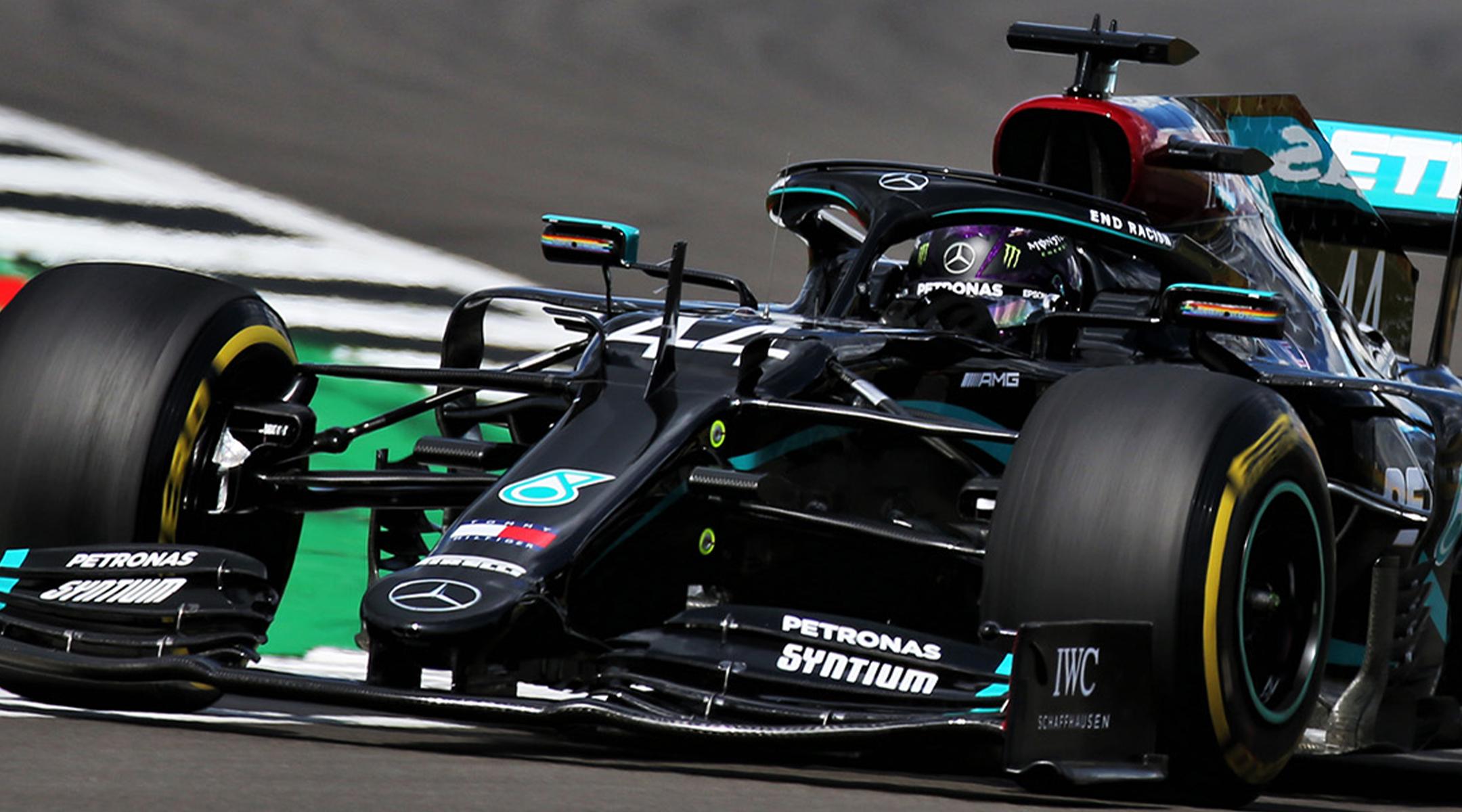 Formula 1 British Grand Prix 2021 - Silverstone- Qualifying