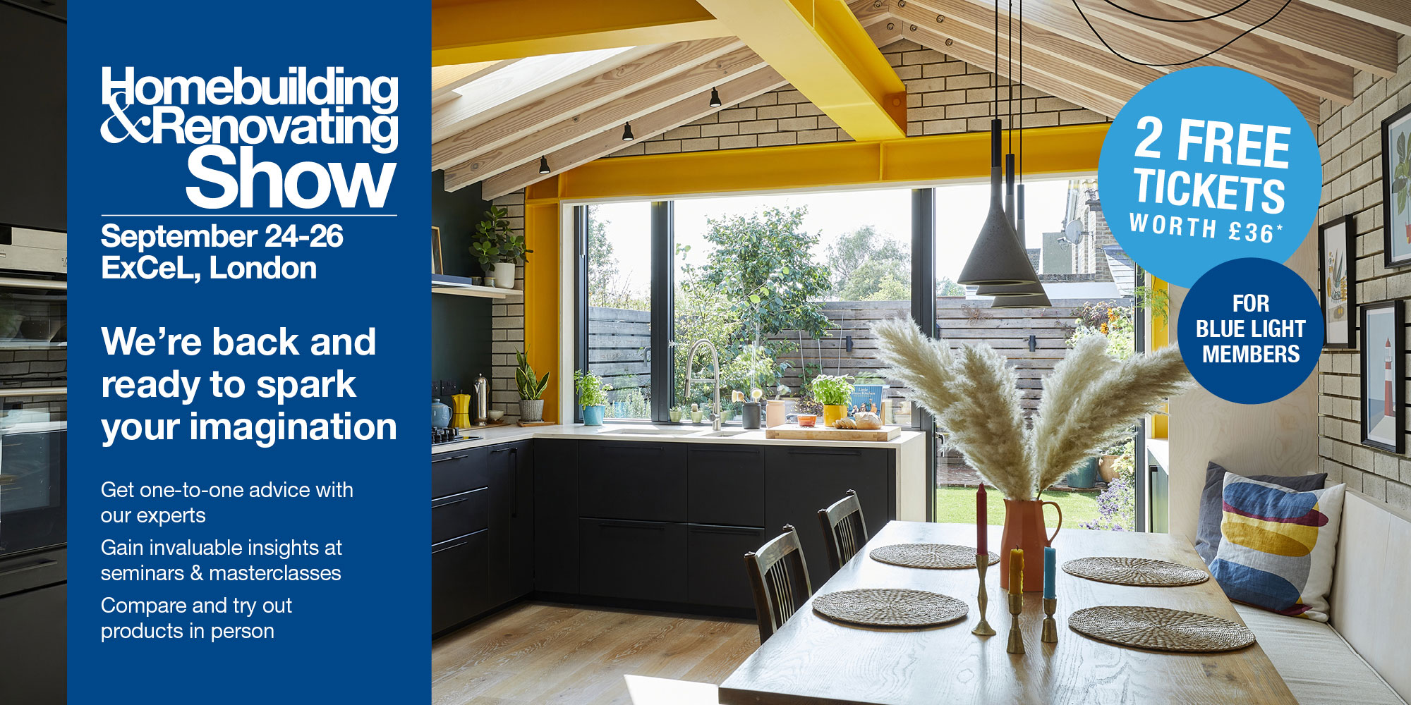 Homebuilding & Renovating Show - London