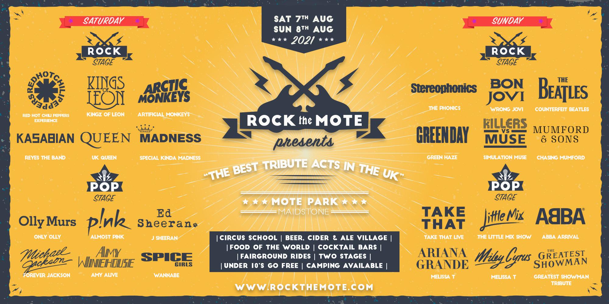 Rock The Mote