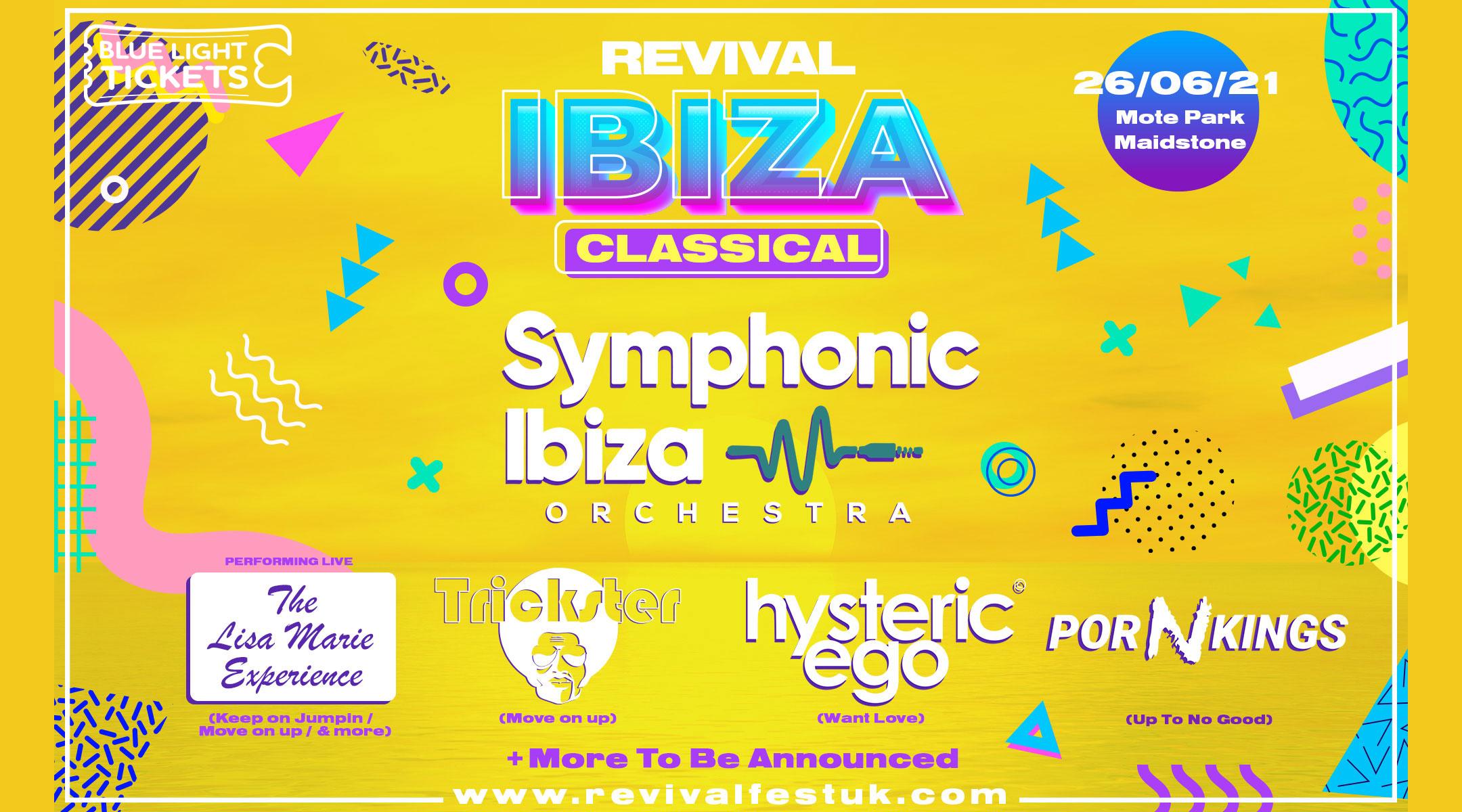 Revival Presents: Ibiza Classical