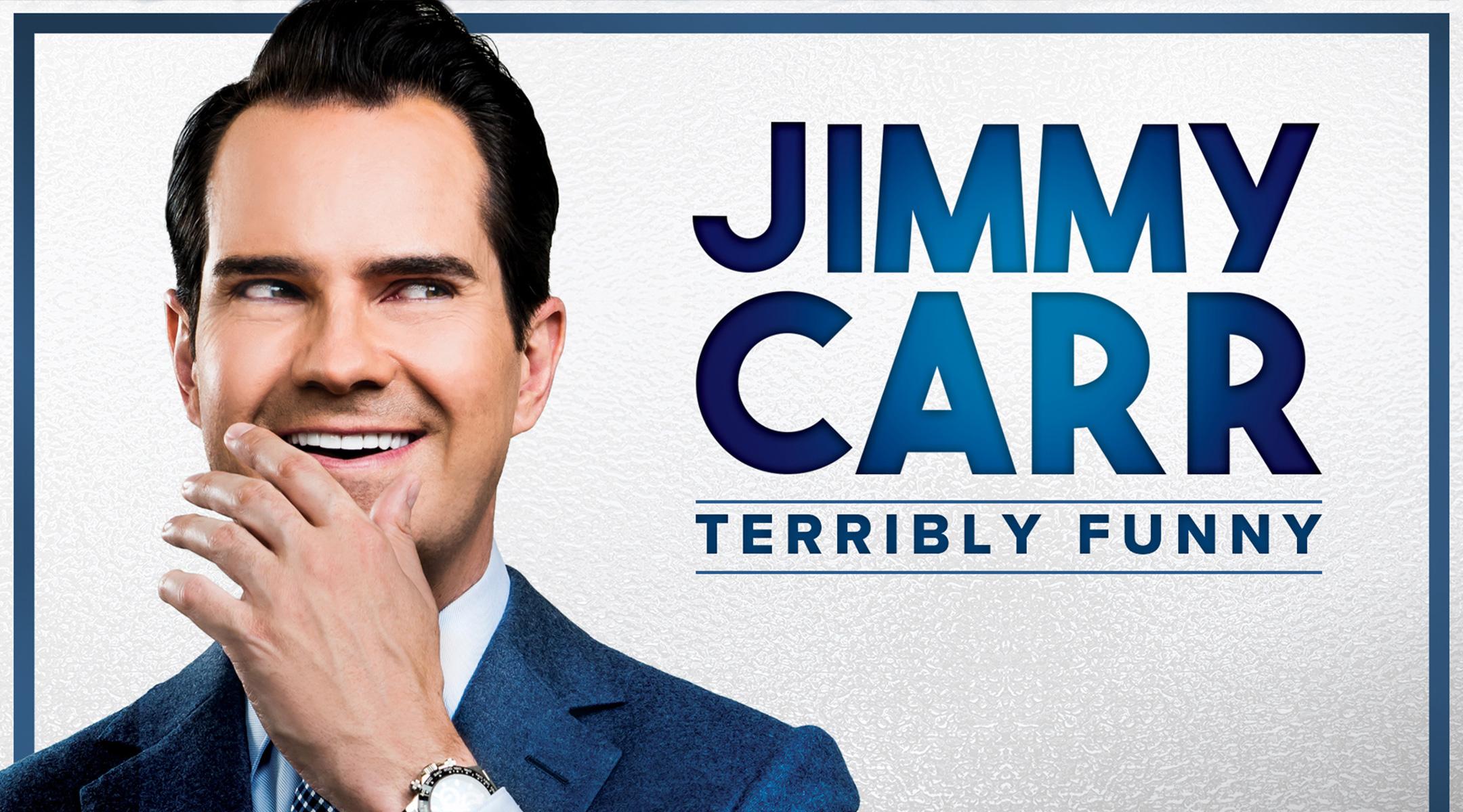 Jimmy Carr: Terribly Funny - Northampton - 30th