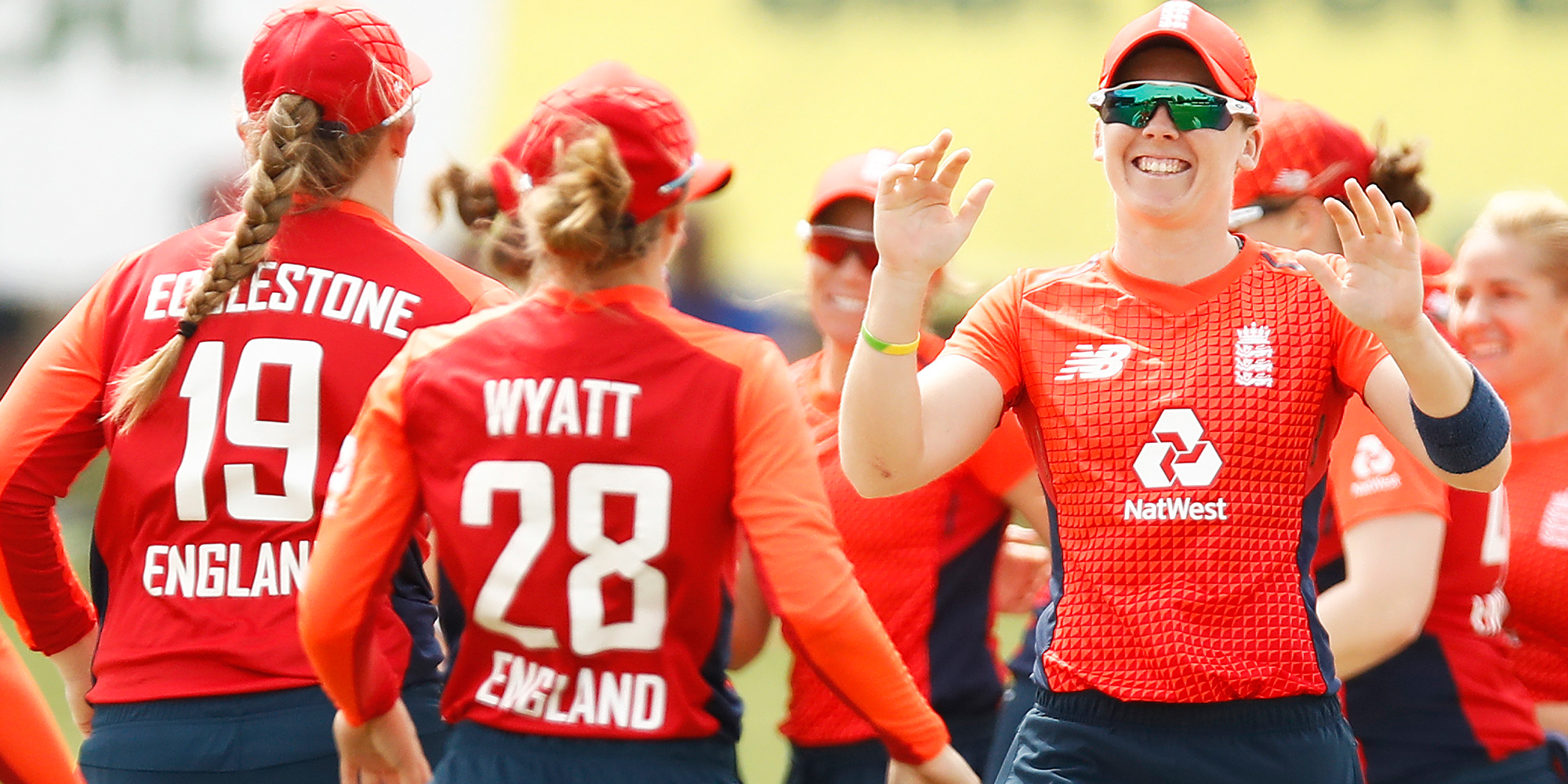 Thank You Day - England Women v India Women One-Day International at Bristol County Ground