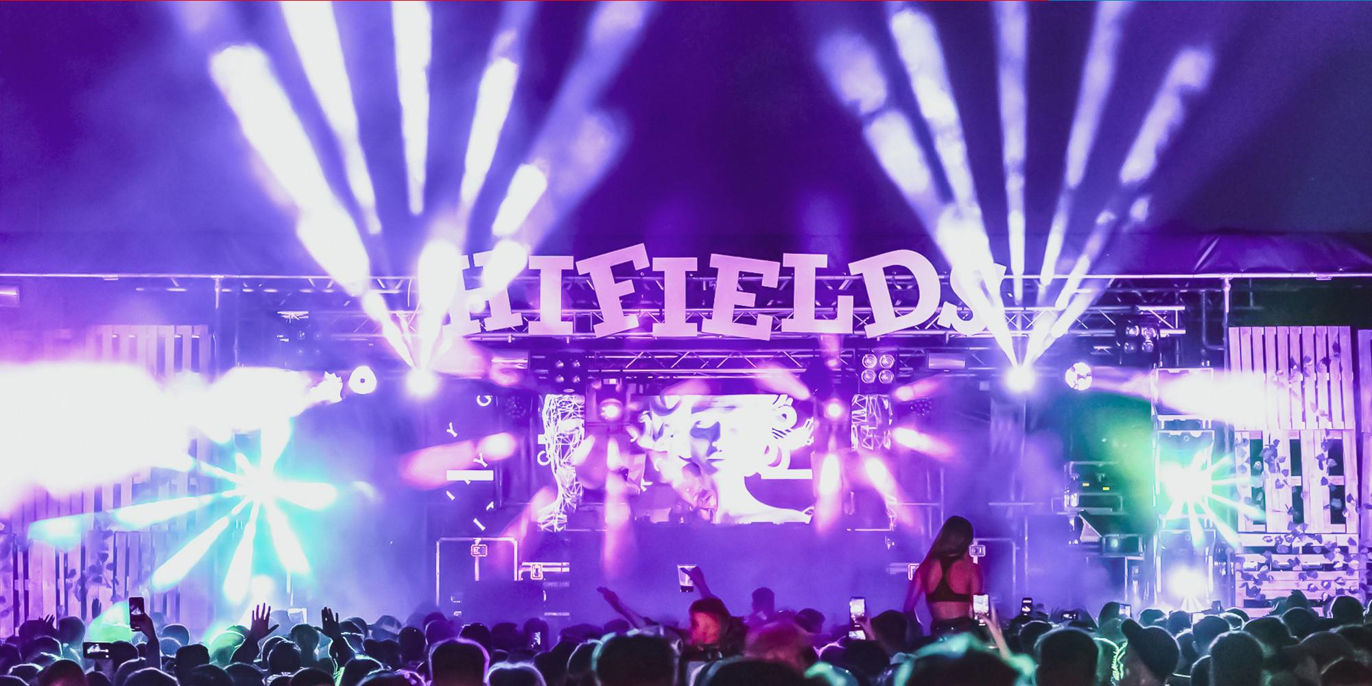 Hifields Festival - Saturday 31st  July