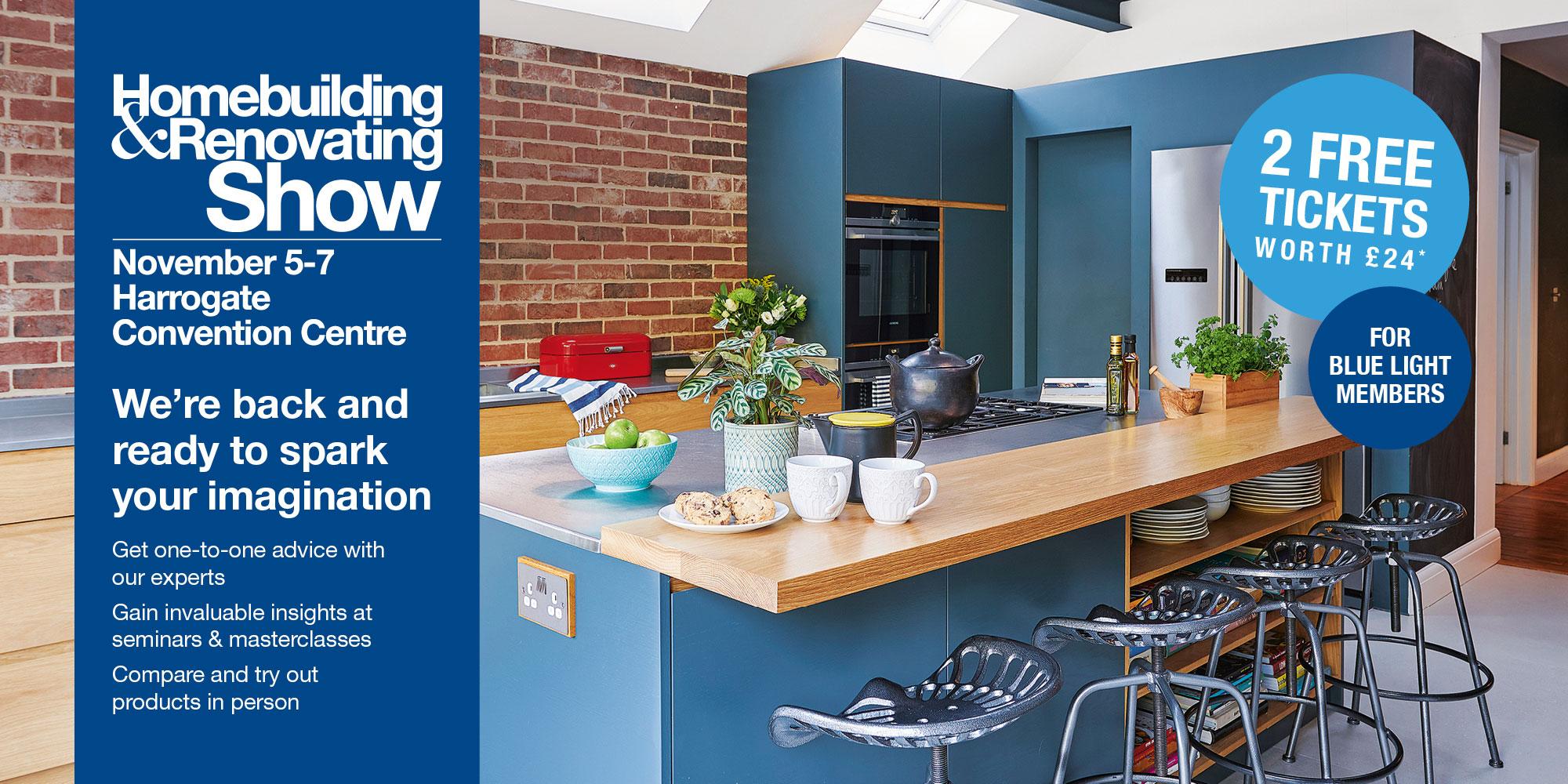 Homebuilding & Renovating Show - North
