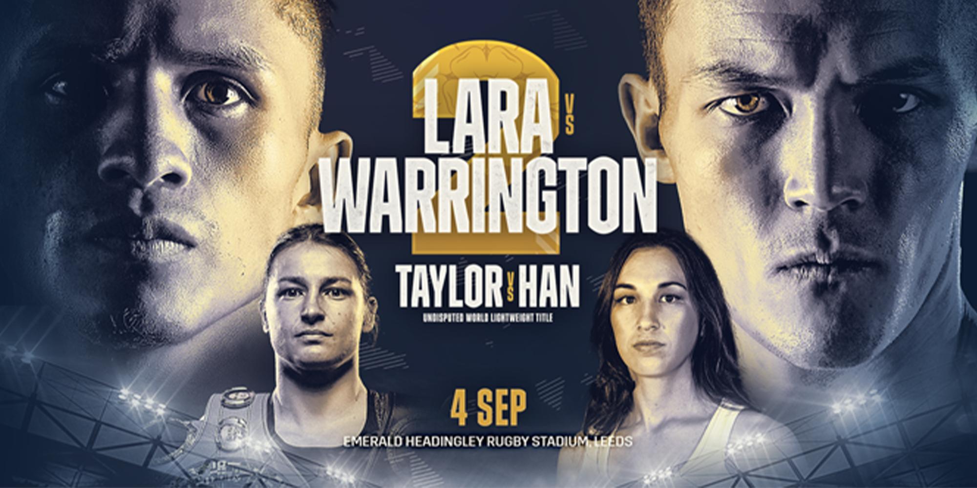 Matchroom Boxing - Mauricio Lara Vs Josh Warrington 2