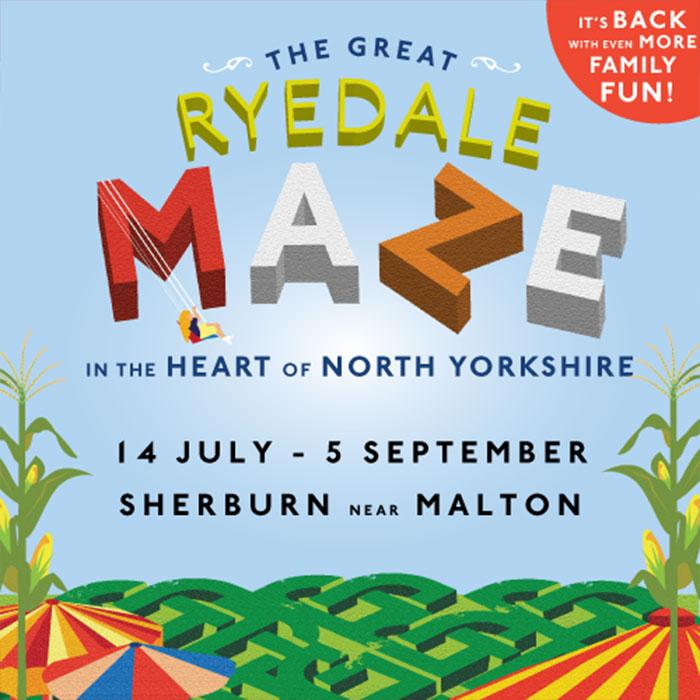 Great Ryedale Maze