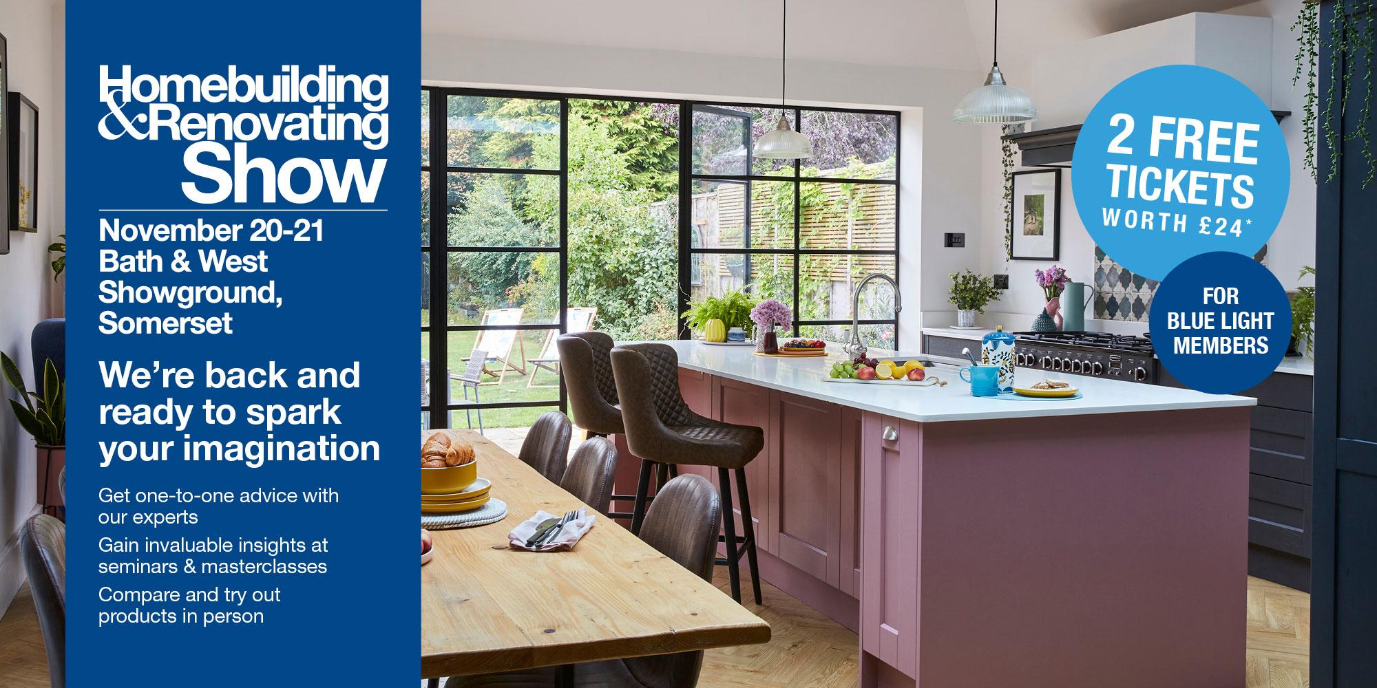 Homebuilding & Renovating Show - West