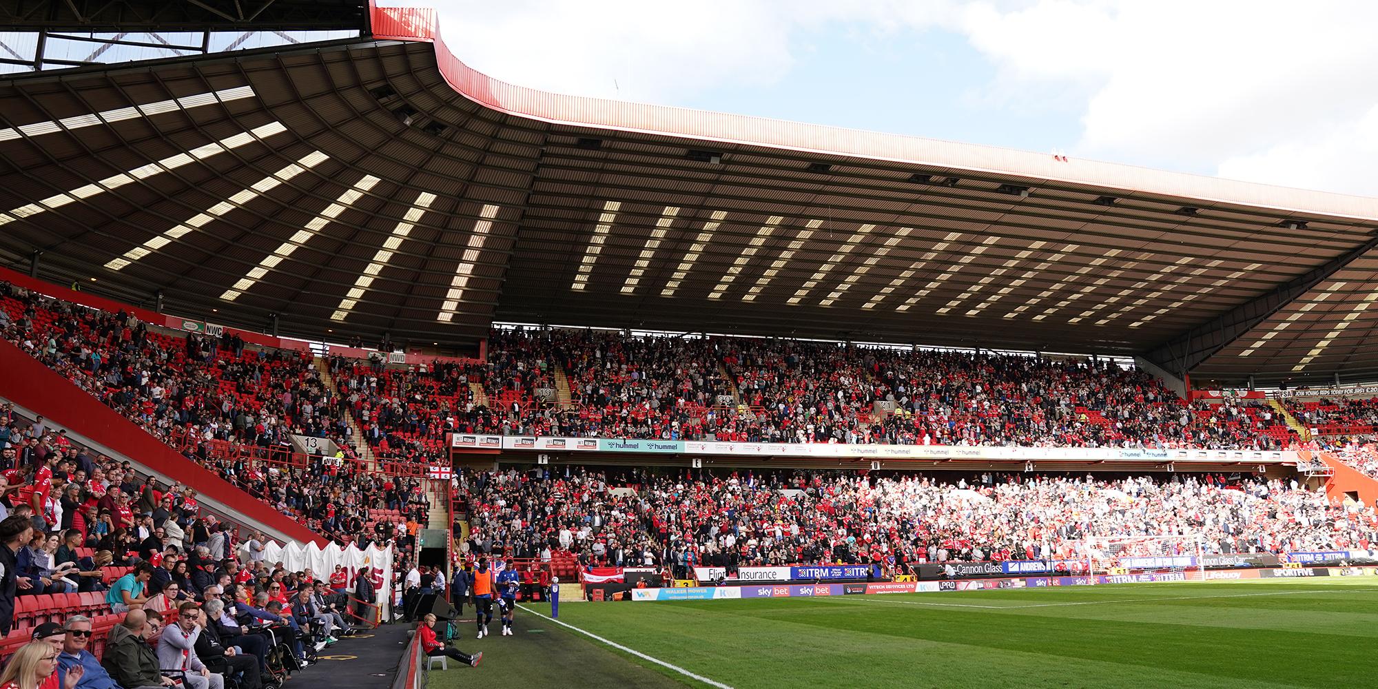 Charlton Athletic v Plymouth Argyle