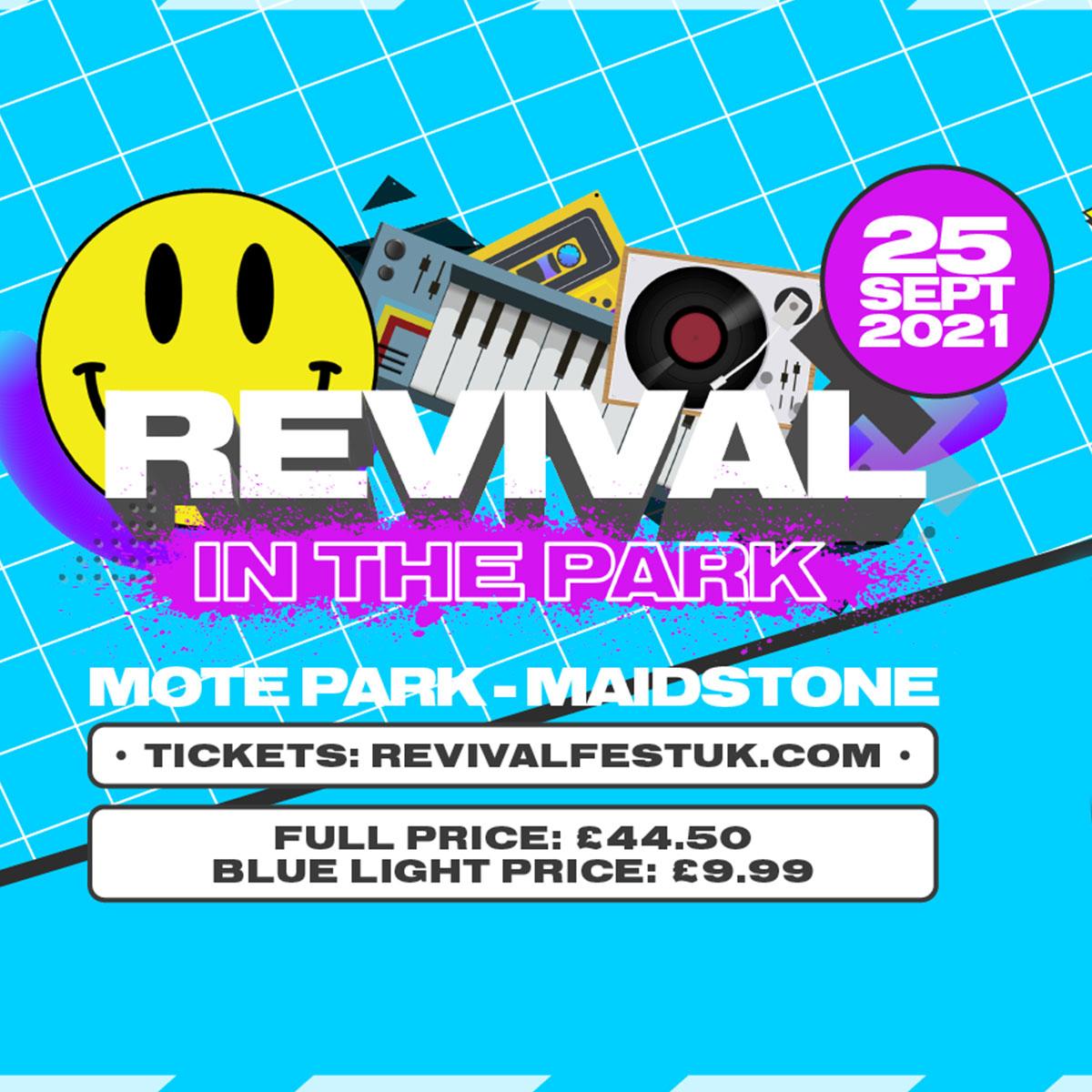 Mote Park - Revival Fest